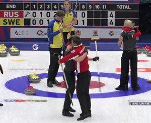Finale Russie - Suède