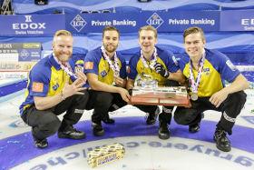 La Suède, triple vainqueur de l'épreuve